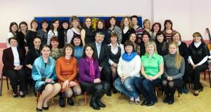 Участники ярославского семинара