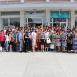 участники семинара в Петропавловске, Казахстан
