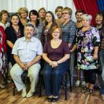 Участники семинара в Екатеринбурге, август 2013