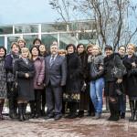 Участники семинара в Алма Ате